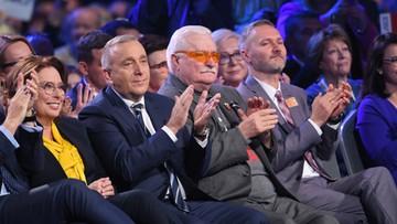 Kidawa-Błońska: Wałęsa był i będzie bywał na naszych konwencjach