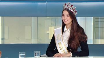 """Miss Polski jest """"już po"""" lekturze Tokarczuk. Zobacz pierwszy wywiad z Magdaleną Kasiborską"""