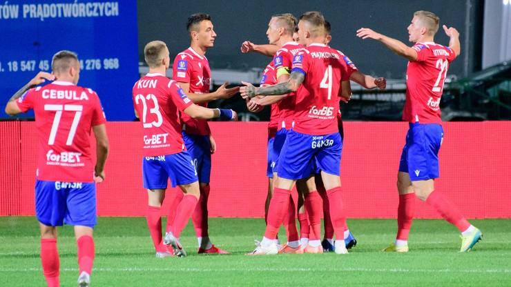 Fortuna Puchar Polski: Pewne zwycięstwo Rakowa w Nowym Sączu