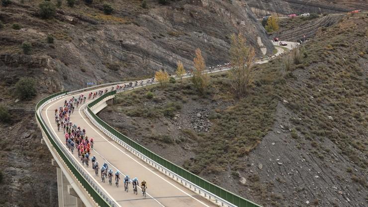 Vuelta a Espana: Trzeci etap dla Dana Martina, Primoz Roglic wciąż liderem