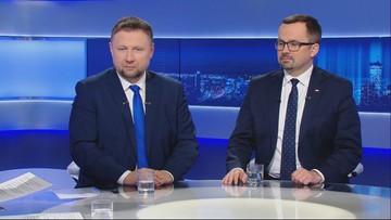 """""""Niezrozumiała decyzja mgr Przyłębskiej"""" vs. """"Wątpliwości mgr. Kierwińskiego rozstrzyga prawo"""""""