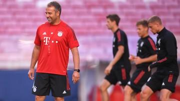 Hansi Flick: Mam nadzieję, że Lewandowski znów strzeli