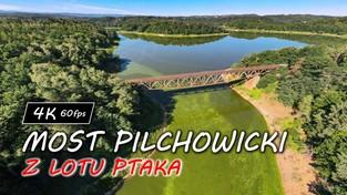 10.08.2020 00:00 Most Pilchowicki z lotu ptaka (4K)