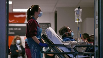 Nowa metoda leczenia Covid-19 działa. Mniejsze duszności, krótszy pobyt w szpitalu