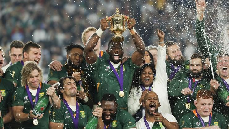 PŚ w rugby: Republika Południowa Afryki mistrzem świata! (WIDEO)