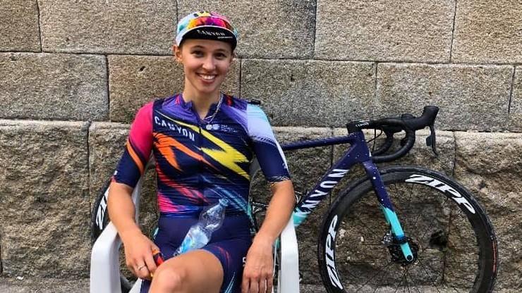 Giro d'Italia kobiet: Katarzyna Niewiadoma wciąż wiceliderką