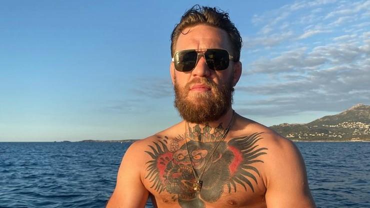 Conor McGregor wraca z emerytury! Zapowiedział walkę bokserską z Mannym Pacquiao