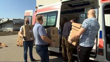 Fundacja Polsat wspiera personel medyczny