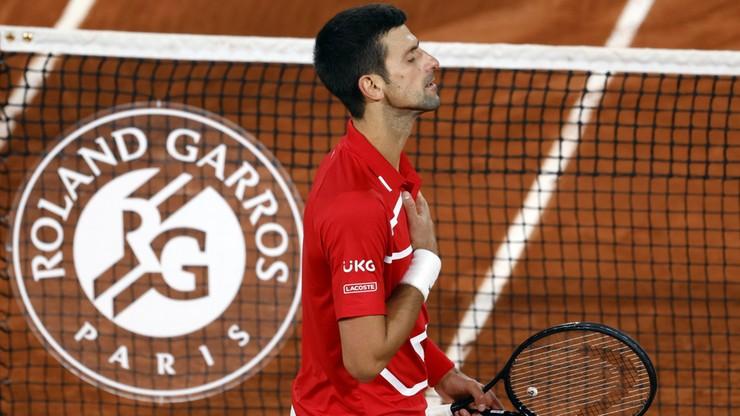 French Open: Novak Djoković - Rafael Nadal. Relacja i wynik na żywo