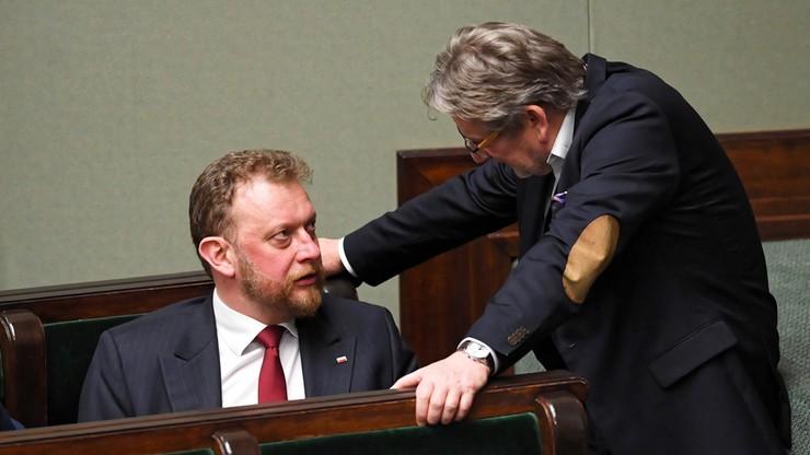Sejm przyjął ustawę ws. koronawirusa. Zgoda większości posłów