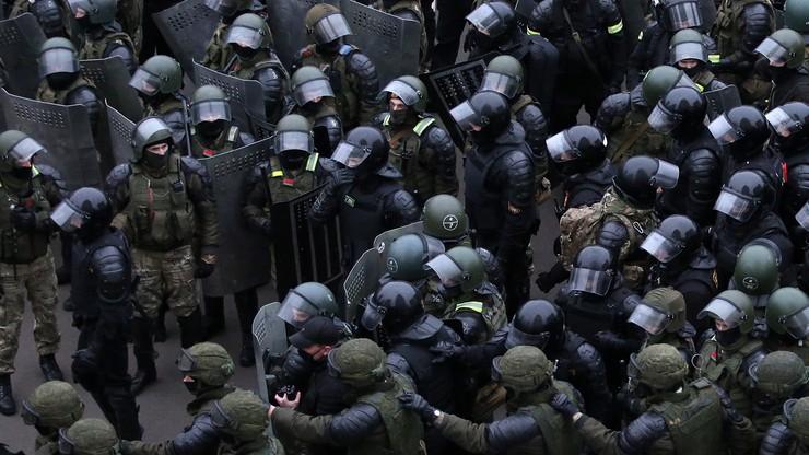 Próba wysadzenia samochodu białoruskiego milicjanta. Wcześniej jego dane udostępniono w internecie