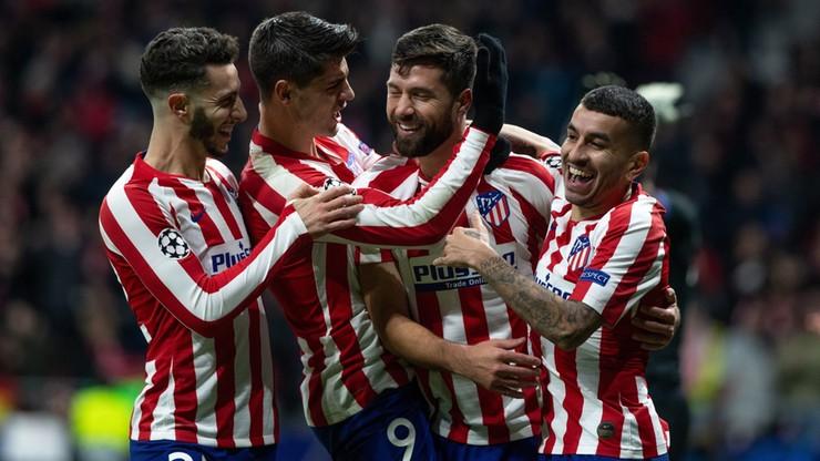 Liga Mistrzów: Zwycięstwa Juventusu Turyn i Atletico Madryt