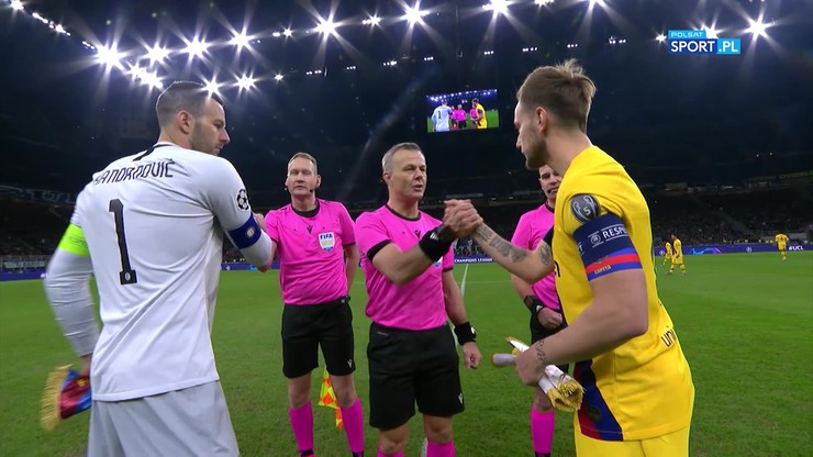 Inter Mediolan - FC Barcelona 1:2. Skrót meczu