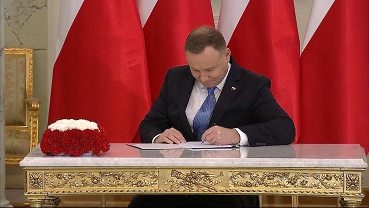 Fundusz Medyczny. Prezydent podpisał ustawę
