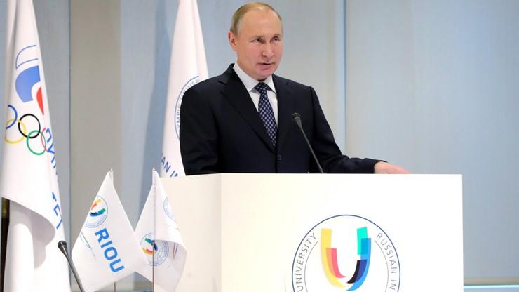 Putin: rozszerzenie NATO stanowi zagrożenie dla Rosji