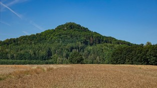 Ostrzyca - polski wygasły wulkan