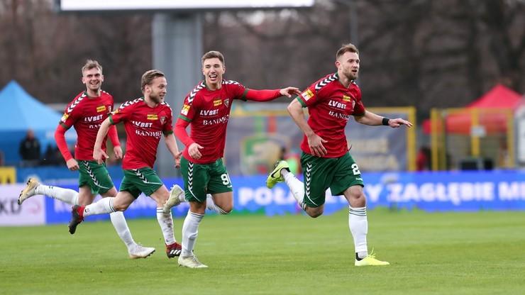 Fortuna 1. Liga: Zagłębie Sosnowiec - GKS Tychy. Transmisja w Polsacie Sport