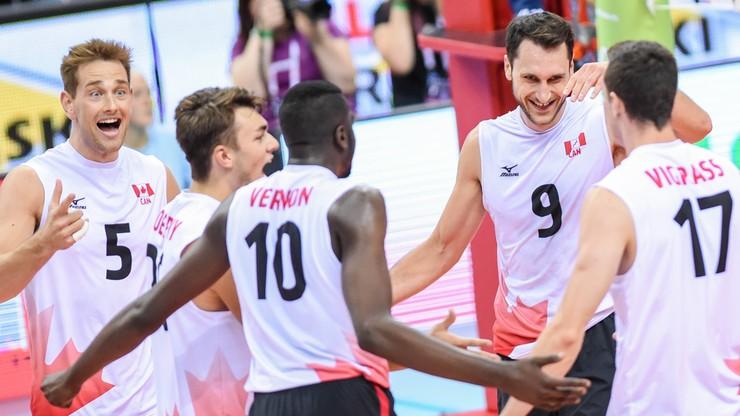 Kwalifikacje olimpijskie siatkarzy: Kanada – Kuba. Relacja i wynik na żywo