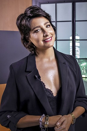 """2020-10-20 Laura Samojłowicz w Studio IPLA: """"Gliniarze"""" to moja szansa"""