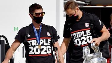 """Lewandowski osiągnął szczyt w Bayernie? """"Mógłby teraz zagrać w innej lidze"""""""