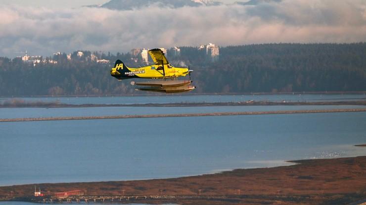 Kanada: pierwszy w historii lot w pełni elektrycznym hydroplanem