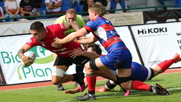Ekstraliga rugby: Nad Sopot nadciąga tongijsko-nowozelandzki desant
