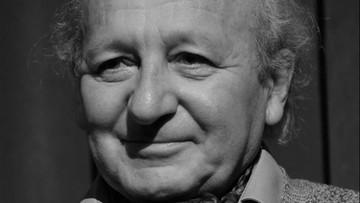 Zmarł Jerzy Łapiński. Aktor miał 79 lat