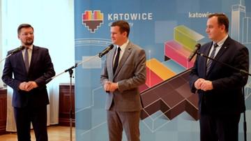 2019-11-05 Katowice od wtorku sportowym centrum świata