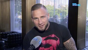 Szeliga: Pudzianowski nie zaimponował mi w poprzedniej walce