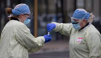 Koronawirus. Pensylwania w nietypowy sposób dostarcza testy dla amiszów