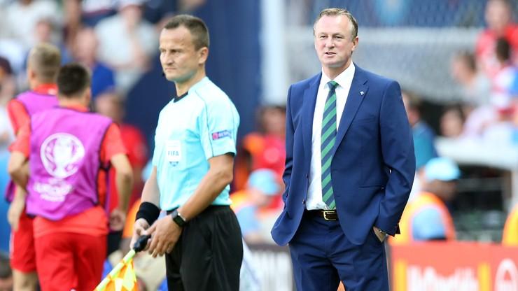 El. Euro 2020: Trener Irlandii Północnej odchodzi