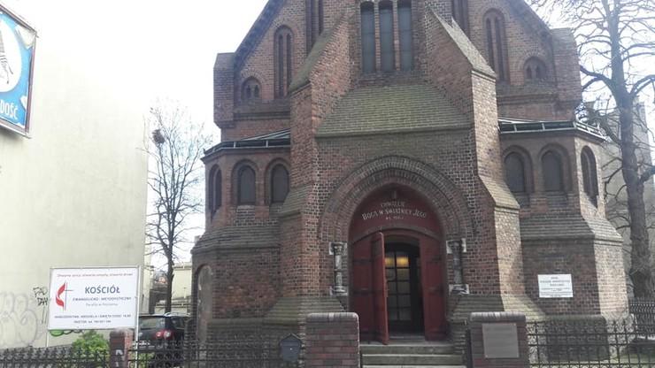 Próba podpalenia kościoła w Poznaniu. Wcześniej doszło do włamania