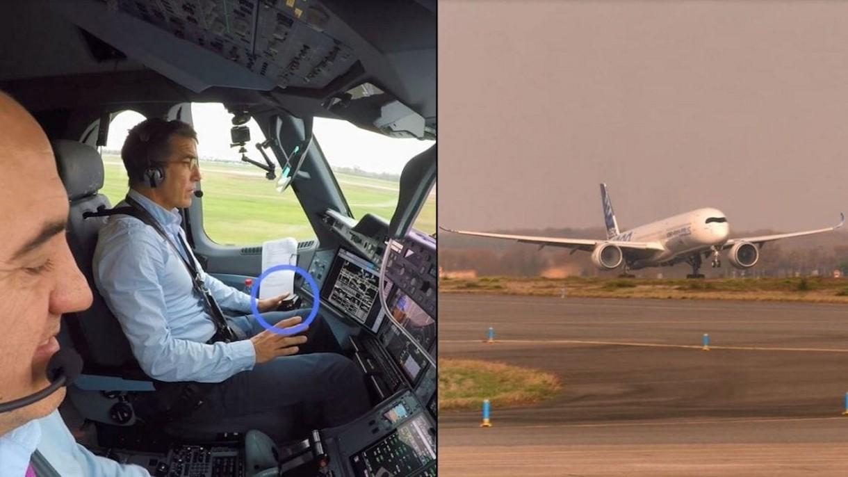 Koniec ery pilotów. Autonomiczny pasażerski Airbus odbył już 500 udanych lotów [FILM]
