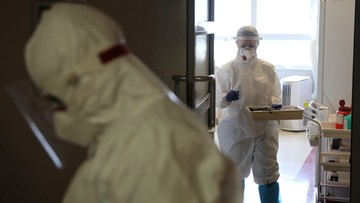 2020-10-26 Nowe przypadki koronawirusa w Polsce. Dane ministerstwa zdrowia