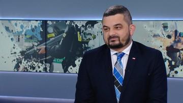 Sobolewski: Grodzki leci do Brukseli dwoma samolotami. W jednym jego ego, w drugim on sam
