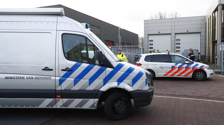 Eksplozje w Holandii. Podłożono dwie bomby