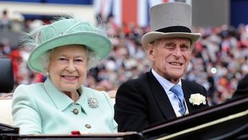 Urodziny księcia Filipa. Małżonek królowej ma 99 lat [ZDJĘCIA]