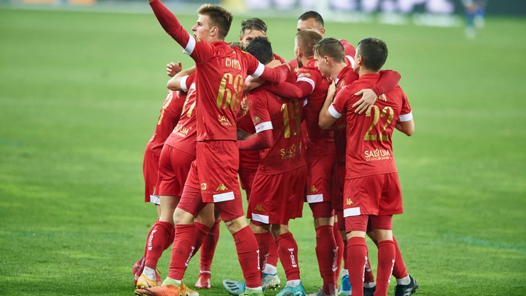 Fortuna 1 Liga: GKS Tychy - Widzew Łódź. Relacja i wynik na żywo - Polsat Sport