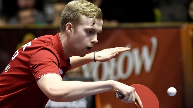 WT w tenisie stołowym: Badowski zmierzy się z Siruckiem w Bremie