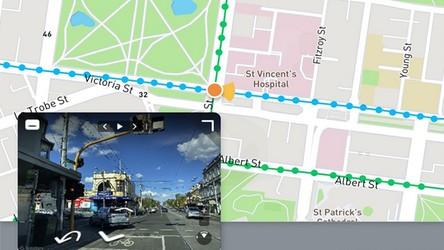 Facebook kupuje Mapillary, czyli największego rywala Google Street View