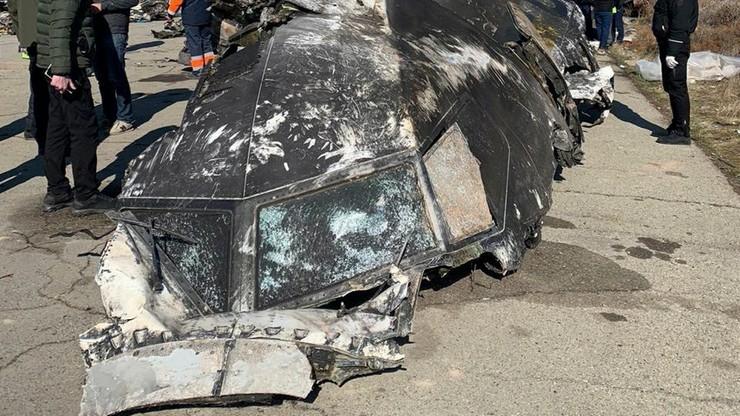 Katastrofa ukraińskiego samolotu. Pierwsze aresztowania w Iranie
