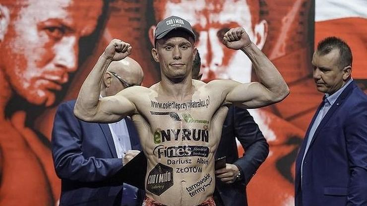 Tymex Boxing Night 10 w Łomiankach: Karta walk