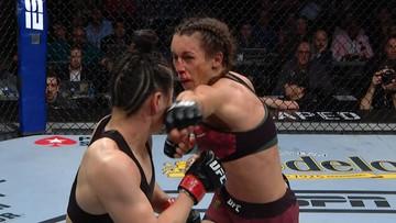 UFC 248: Walka Jędrzejczyk - Zhang przejdzie do historii! Polka przegrała po niesamowitym boju