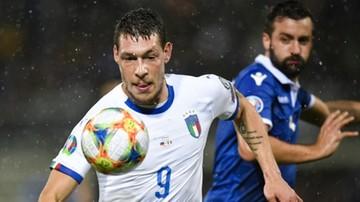 El. Euro 2020: Drugi skład Włochów rozbił Liechtenstein