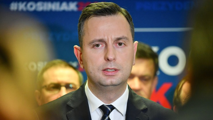"""Kosiniak-Kamysz """"zdeterminowany, aby wprowadzić embargo na rosyjski węgiel"""""""