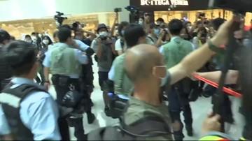 """Pekin chce nowego prawa, Hongkong się buntuje. Rozmowa w """"Dniu na świecie"""""""