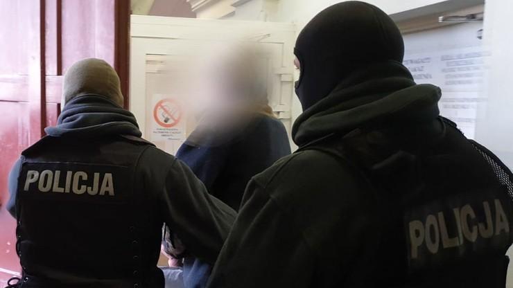 Zatrzymano skazanego za przestępstwa wymierzone w konstytucyjne organy RP