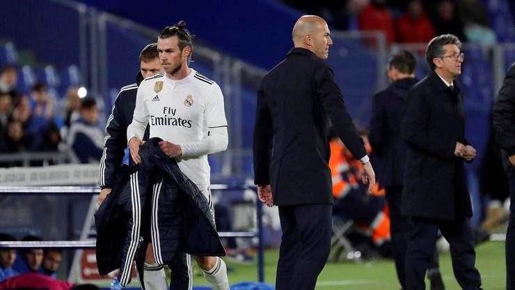Frustracja Bale'a sięga zenitu. Walijczyk opuścił stadion przed końcem meczu