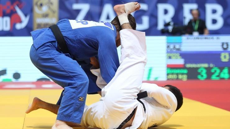 MME w judo: Polak srebrnym medalistą w Iżewsku