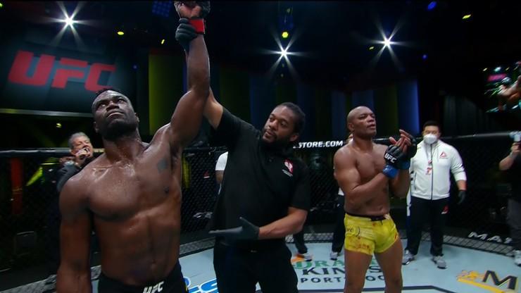 UFC Vegas 12: Porażka Andersona Silvy na zakończenie kariery w UFC. Polały się łzy